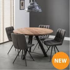 zi essen round dining table Ø120