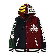Aape Hoodie Size Chart Amazon Com Akp Kpop Bts Cap Hoodie Sweater Bangtan Boys