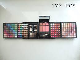177 pcs makeups kit pallete