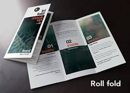 Fold Flyer A Quick Explanation Of The Different Types Of Folded Leaflets