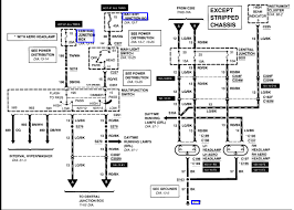 i have a 2001 e350 econoline and i cannot get the high beams to work 1988 ford econoline van wiring diagrams at Ford Econoline Van Wiring Diagram