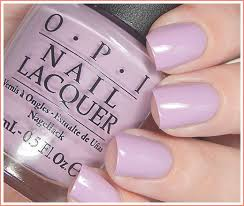 Opi Purple Color Chart The 6 Best Summer To Fall Nail Colors
