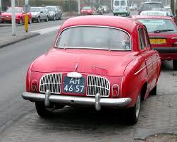 1965 Renault Dauphine Export 1094 - (better) rear view   Flickr