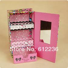 make your own make up vanity box from home made paper follow these