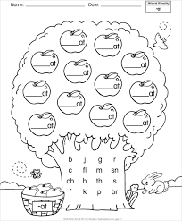 You will find all levels of phonics printable worksheets. Word Family Template Short Vowel At Tree Kindergarten Phonics Worksheets Worksheets Free Fraction Division Worksheets 3 Digit By 1 Digit No Remainders Money Questions Math Interactive Math Games Multiplication University Of Chicago