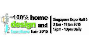 Small Picture 100 Home Design Furniture Fair Singapore Expo 3 11 Jan 2015