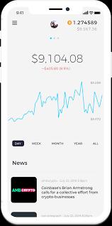 Dropbit Adds Charts News Coin Ninja Medium