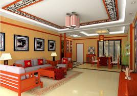 Chinese Living Dining Room Furniture D House - Living and dining room