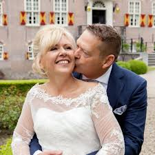 trouwjurk oudere bruid of dames voor