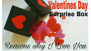 diy valentine s day surprise box for boyfriend husband reasons why i love you you