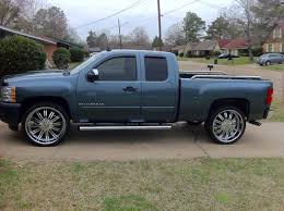 KLUSE 2007 Chevrolet Silverado 1500 Extended CabLT Pickup 4D 5 3/4 ...