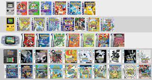 All Pokemon Version Games (Page 1) - Line.17QQ.com