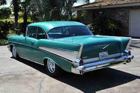 Stock Original 1957 Chevrolet BelAir 2 Door Hardtop - Chevrolet ...