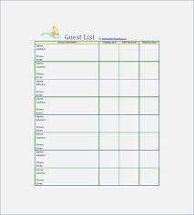 Sample Guest Book Template | Nfcnbarroom.com