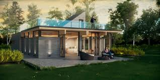 Modern Prefab Cabin Simple Design Wonderful Modern Prefab Homes Northeast Contemporary