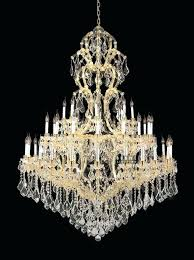fresh used crystal chandeliers for lights gold empire crystal r lighting used large r for