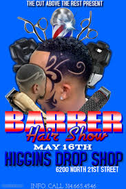 barber flyer barber flyer template postermywall