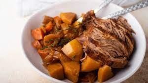 instant pot venison roast one pot meal