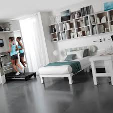 spare bedroom office. Home Gym, Spare Bedroom, Office And Study Room Design Inspiration. Would Also Make An Ideal Teenage Bedroom. Very Simple Yet Stylish Modern. Bedroom D