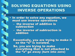 4 solving one step equations a one step equation is an equation that requires only one step to solve ita one step equation is an equation that requires only