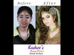 kashees beauty parlour bridal makeup 2018 plete bridal makeup with hair style