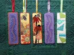 Quilted Bookmarks … | Pinteres… & Quilted Bookmarks More Adamdwight.com