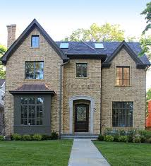 Chicago Buff house traditional-exterior