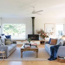Country living room designs Cozy This Is An Example Of Large Country Open Concept Living Room In Wollongong With Houzz 75 Most Popular Country Living Room Design Ideas For 2019 Stylish