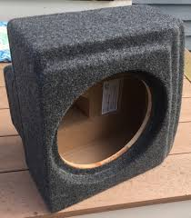 basser subwoofer cab for e touring review install tips expected typical box construction the finish and quality was much higher than i d expected for 150 in fact i d kinda expected a typical cheapy
