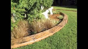 Cheap Landscape Edging Cheap Garden Edging Decorations Ideas Youtube