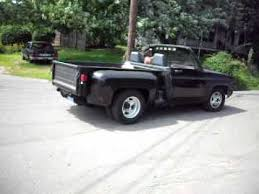 CONVERTIBLE CHEVY PICKUP - YouTube