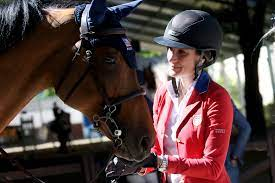 Jessica Springsteen in the Olympics ...