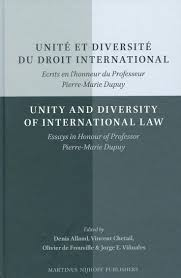 the best unity in diversity essay ideas ecrits en l honneur du professeur pierre marie dupuy editatildecopy par denis alland et al unity and diversity of international law essays in