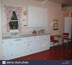 Kitchen Furniture Ottawa 1950s Typical House Kitchen Exhibit Canadian War Museum Ottawa