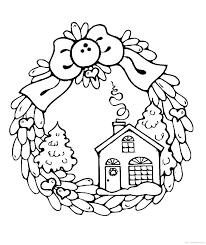 Gingerbread House Coloring Sheets Coloring Pages Of Candy