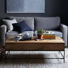 west elm coffee table rustic storage coffee table by west elm 7 west elm white marble west elm coffee table