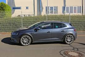 2018 renault rs. modren 2018 the caru0027s sporting design is expected to take influence from the details of  latest clio rs test mule wears a cutup version mgane gtu0027s body  in 2018 renault rs