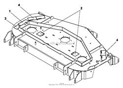 bunton, bobcat, ryan 942211a 218es 18hp b&s w 52 side discharge Tractor Ignition Switch Wiring Diagram at Bobcat 942211 Zero Turn Mower Wiring Diagram