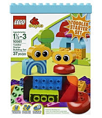lego duplo kids play blocks toddler starter building set bricks animal connect