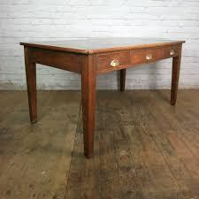 antique mahogany large home office unit. Antique Edwardian Vintage Oak Library Table Desk Mahogany Large Home Office Unit