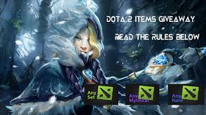 dota 2 items giveaway rares sets willhar s blog