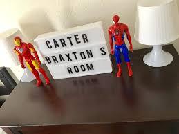 Superhero Room by Ashleigh Nicole Events | Superhero room, Room ...