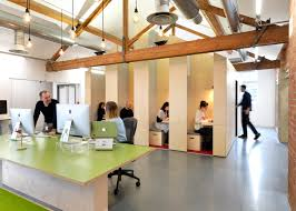 office spaces design. airbnb designs adaptable office spaces for london sao paulo and singapore design