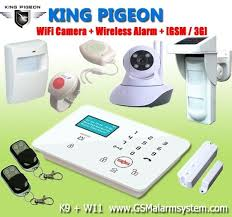 China Home Security Systems, China Home Security Systems for Anti Theft  Alarm System For Home