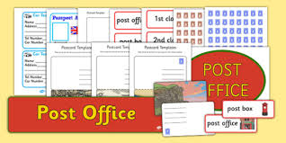 office play. Post Office Role Play Pack - Play, Display, Office, .