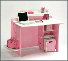 black and pink desk chair