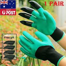 garden genie gloves digging gloves with