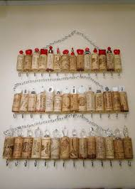 Wine Cork Jewelry Holder.