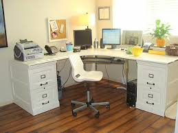 do it yourself office desk. View In Gallery Large DIY Home Office Desk Do It Yourself .