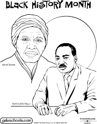 Perfect Black History Month Coloring Pages 12 For Your Coloring